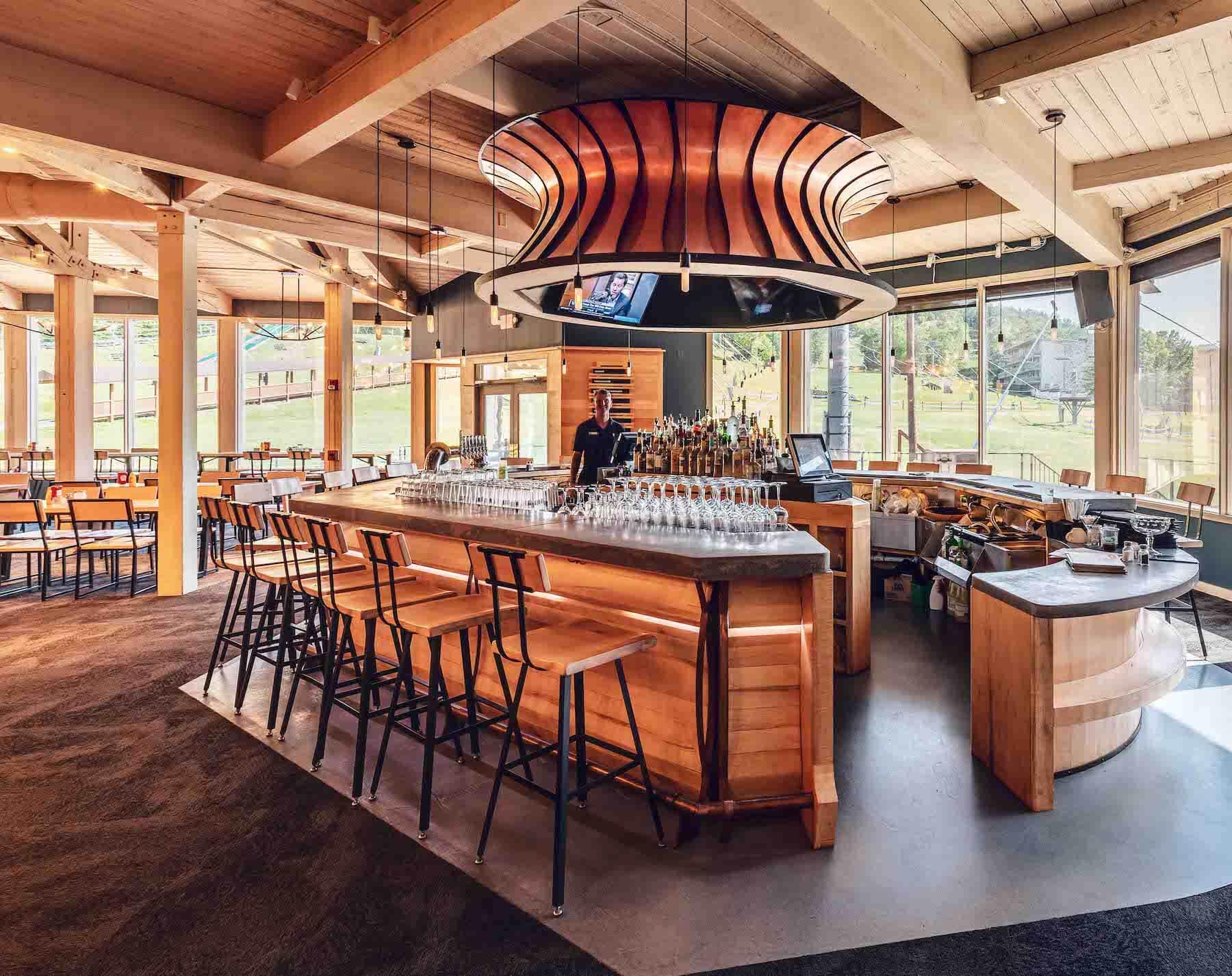 Copper Kettle Bar